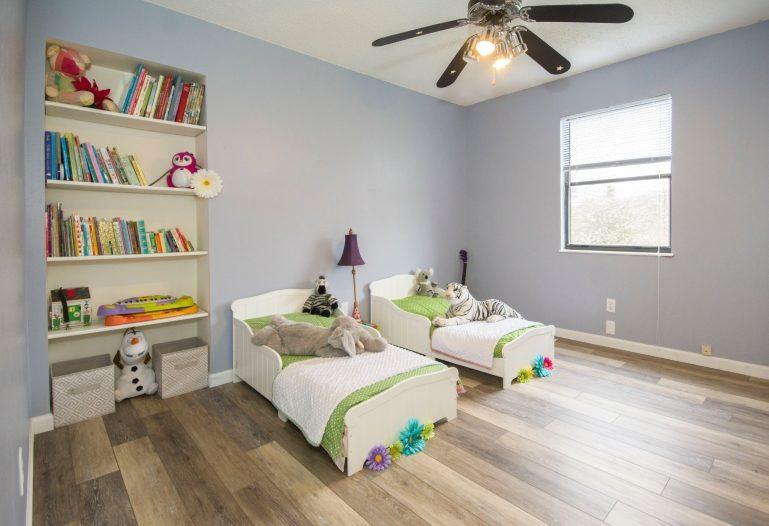 Babykamer warm houden met vloerisolatie