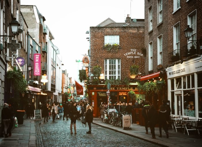 dublin old city