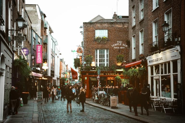 dublin old city
