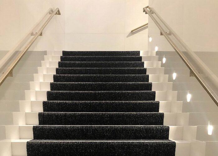 trapbekleding tapijt voorbeeld